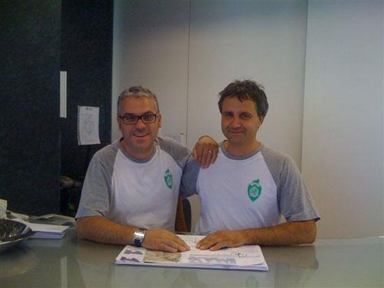 Davide Lucchetta, Andrea Malachin